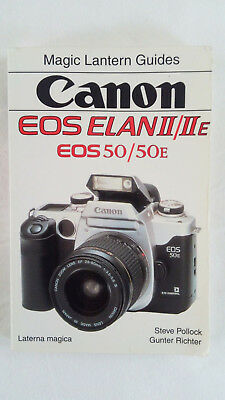 CANON EOS 50E / Elan II E / 35mm Film Camera Body/filters