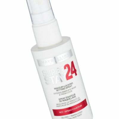Maybelline Superstay 24h Spray Fixateur Maquillage