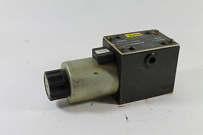 PARKER hydraulic directional control solenoid valve D3W30BNYCF230