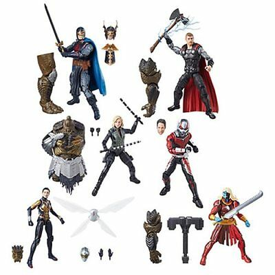 Avengers: Infinity War Actionfiguren Marvel Legends Wave 2, Hasbro 6-inch