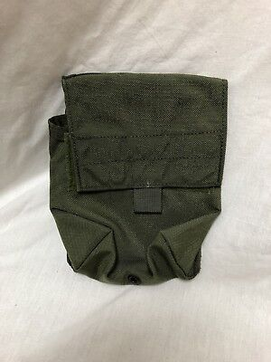 EAGLE INDUSTRIES 100rd SAW POUCH OD GREEN MOLLE LE Marshalls Utility
