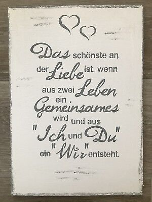 shabby chic schablone schild farbe liebe spruch eur 8 00 picclick de. Black Bedroom Furniture Sets. Home Design Ideas