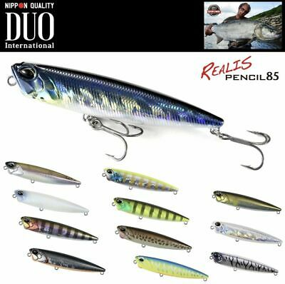 Duo Realis Pencil 85 SW Topwater Schwimmend Köder GPA4009 1035