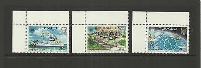 Tuvalu (Ellice Islands) ~ 1983 Commonwealth Day (Part Set)