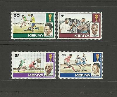 K.u.t. Kenya ~ 1978 World Cup Football Championship Argentina
