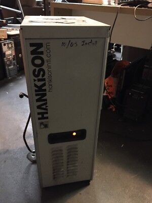 Hankison Hit-20 Industrial compressed air dryer in working condition