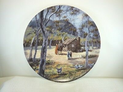 Vintage Australia The Postie Limited Edition China A6197 Collectable Plate
