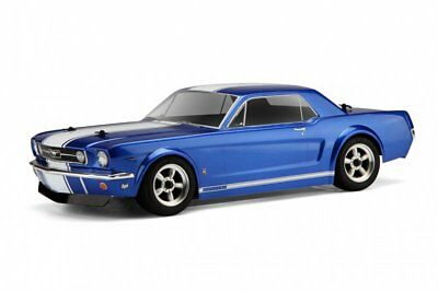 1:10 Ford Mustang GT Coupe 1966 Karosserie (200mm) HPI 104926