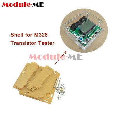 Shell Case to Inductor Capacitor ESR MG328 M328 Multifunction Transistor Tester