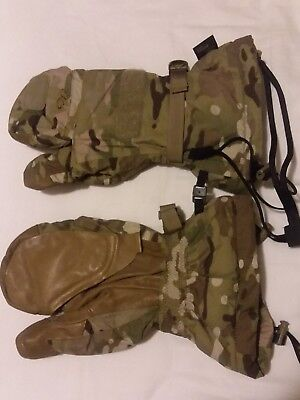*New* OR Outdoor Research Swoop Mitts Multicam SOF Issue LARGE  **SHELLS ONLY**