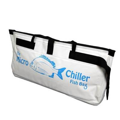 NEW The Micro Chiller Fish Bag from Blue Bottle Marine