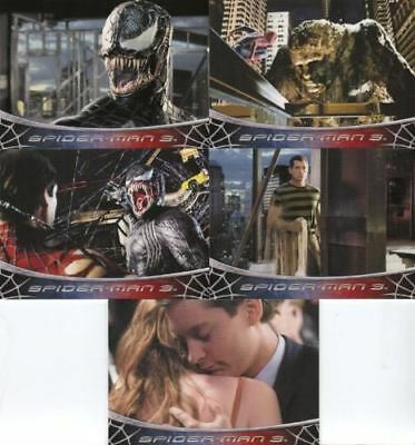 Spider-Man 3 Movie Expansion Card Set B 11 Cards