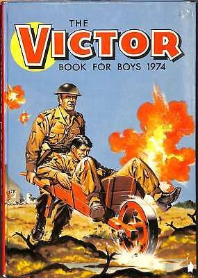 The Victor Book for Boys 1974 (Annual), , Good Condition Book, ISBN