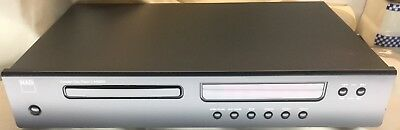 BLACK NAD CD MP3 PLAYER Model #C545BEE. HIGHLY REGARDED WHEN RELEASED!