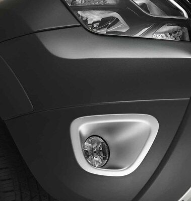 Genuine Dacia Duster Front Fog Lamp Surrounds