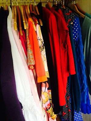 Joblot Mixed Ladies Clothes 20 Items min Various Resell Carboot dresses jeans