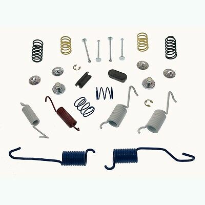 Drum Brake Hardware Kit Rear CARLSON H7104