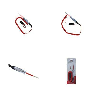 Abn Wire Piercing Circuit Tester Led Test Light 6-12-24V Heavy Duty Automotive