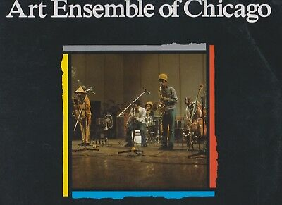 ART ENSEMBLE OF CHICAGO - Dexterity - RARITÄT