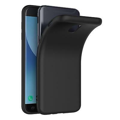 Silicone Ultra Thin Slim Soft Gel cover Rubber Case Samsung Galaxy S7 S8 S9 Plus