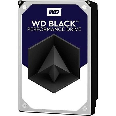 NEW WD WD4005FZBX Black Performance Desktop Hard Drive 4 TB 4TB 3.5in SATA