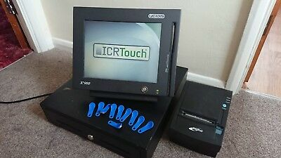 Bargain Xn900 Touch Epos System With Icrtouch 2009 Licenced Drawer & Printer