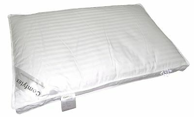 100% PURE HUNGARIAN GOOSE DOWN PILLOW 500 Thread Count Cotton Casing Pillow Case