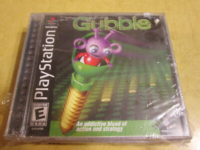 NEW PLAYSTATION GAME   GUBBLE   read description before buying