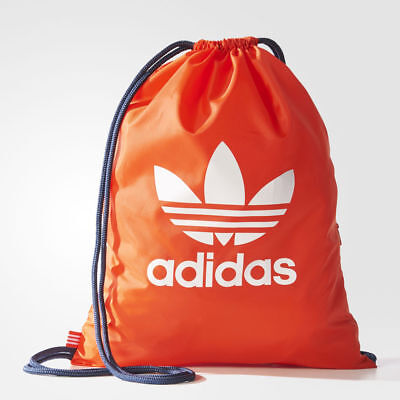 Adidas School Gym Bag Boys Girls Gym Sack Trefoil Adidas Bag