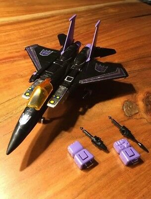 Transformers G1 Skywarp