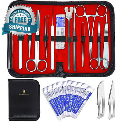 20 Pcs Advanced Biology Lab Anatomy Medical Student Dissecting Dissection...
