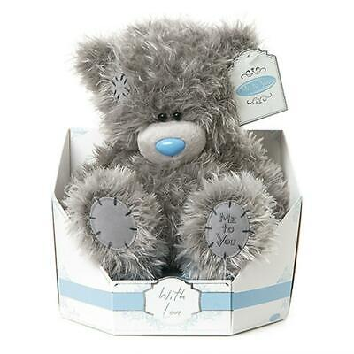 Signature Plain Tatty Teddy With Love - Me To You Free Shipping!
