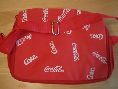 Coca-Cola insulated lunch bag - new!