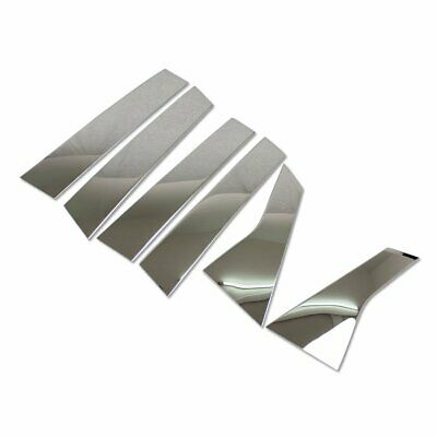 For Honda 10th New Accord 2018 Window Frame Cover Trims Stainless Steel