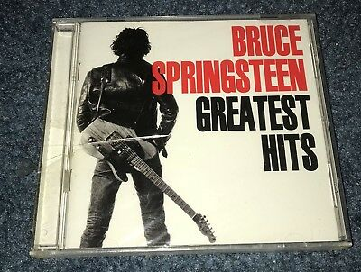 Bruce Springsteen Greatest Hits CD / New / Sealed / Free Shipping