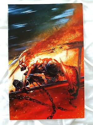 Ghost Rider #1 - Dell Otto Virgin Variant - 500 Copies  -  - MAKE ME AN OFFER!