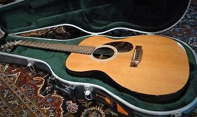 Martin OM-21 with Original Martin Hard Case