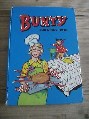 Bunty for Girls Annuals - 1976