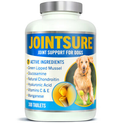 Currently Buy Lintbells YuMove Dog? JOINTSURE Has More Active Ingredients