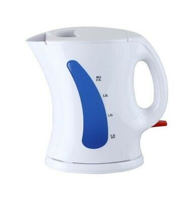 Brentwood - KT-1620 - 2L Cordless Water Kettle White Auto Shut Off