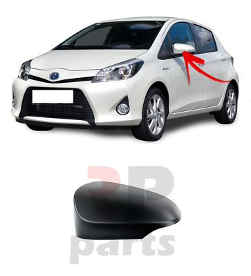 New Toyota Auris 2013 - 2018 Wing Mirror Cover Cap Ns Left Primed 87945-0D180-A0