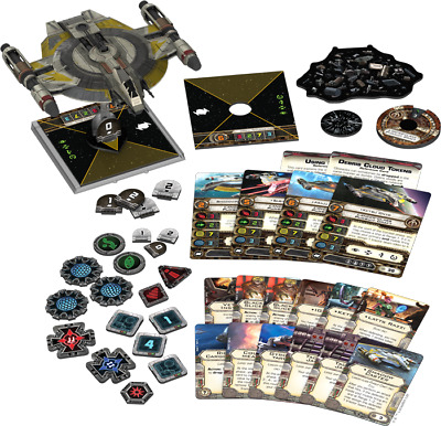 Star Wars X Wing Shadow Caster Expansion Pack RRP $70