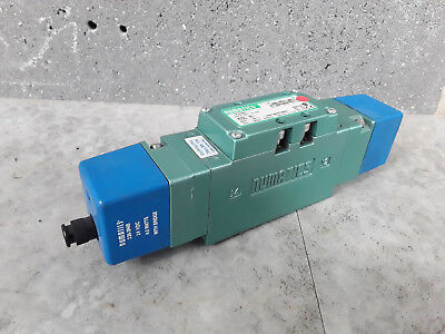 Numatics Air Pneumatic ISO 5599/11 3/5 Solenoid Valve I12BB700MP00061 24VDC *