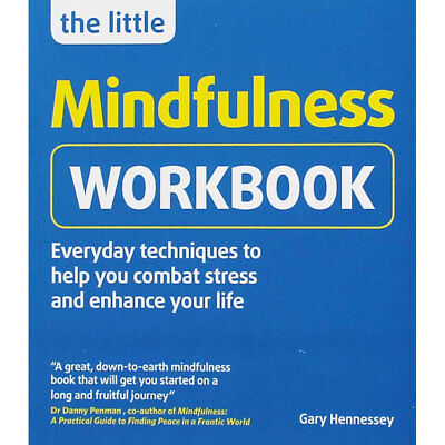 The Little Mindfulness Workbook (Paperback), Non Fiction Books, Brand New