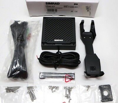 Simrad Speaker for RS90 Blackbox VHF AIS Radio Speaker Kit with Cables HS90
