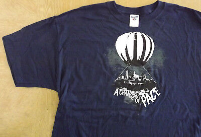 A CHANGE OF PACE Hot Air Balloon T-Shirt **NEW Concert Tour Band Music XL