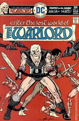 Enter The Lost World of The Warlord #2