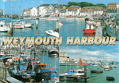England  -  Weymouth - The Harbour