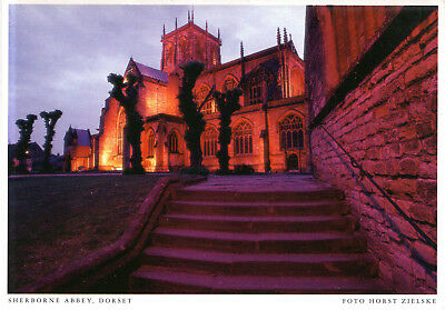 England - Sherborne  -  The Abbey Church of St Mary the Virgin  -  ca.1995