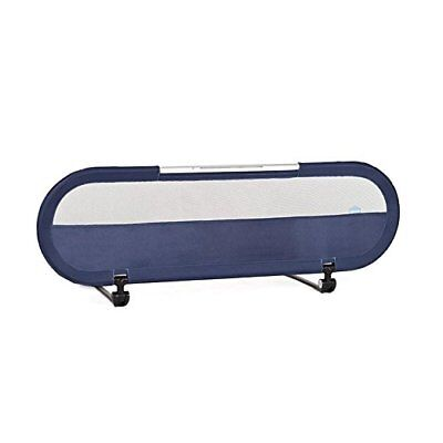 BabyHome Side Light Bed Rail - Navy